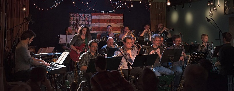 Tyler Mire Big Band